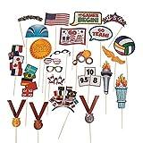 Fun Express International Games Stick Costume Props