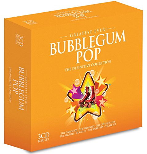 Price comparison product image Greatest Ever Bubblegum Pop
