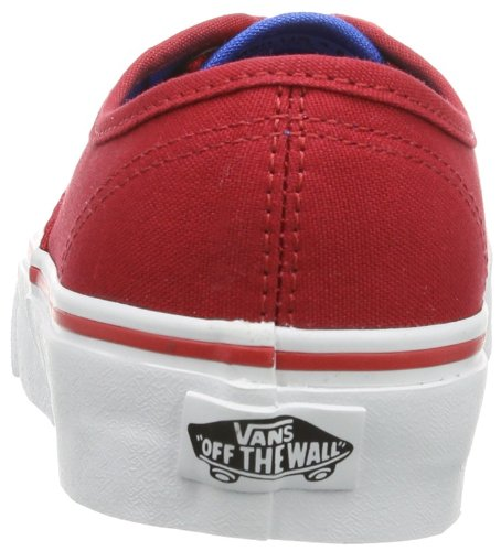 buy cheap geniue stockist Vans Unisex Adults' U Authentic (Pop) Chinese R Slippers Red((pop) Chinese R) buy cheap recommend sale low price 2015 new online free shipping countdown package 1o26N