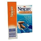 Nexcare Skin Crack Care Liquid 0.24 oz (2 Pack)