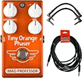 Mad Professor Tiny Orange Phaser (PCB Version) w/ 3 Cables