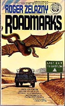 Roadmarks by Roger Zelazny speculative fiction book reviews