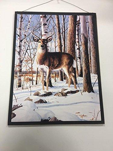 camper birch wall art - 2