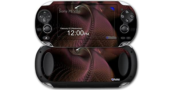 Amazon.com: Dark Skies - Decal Style Skin fits Sony PS Vita ...