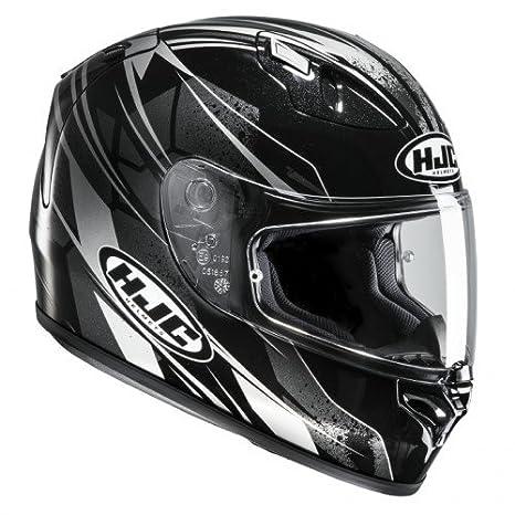 Helmet HJC FG-17 TOBA BLACK//WHITE S