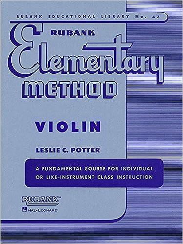 Résultats de recherche d'images pour «rubank elementary method violin»