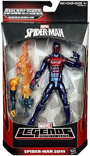 Marvel Legends Infinite Series Spider-Man 2099 6