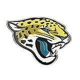Jacksonville Jaguars Color Auto Emblem - Die Cut