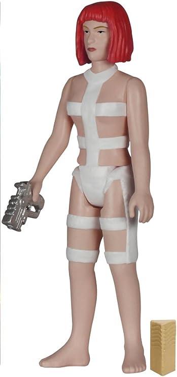 Leeloo Fifth Element ReAction Action Figure