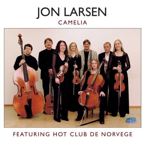 Hot Club De Norvege With Camelia String Quartet - Hot Cats In Concert
