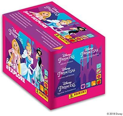 /009 Panini Princesses-sois una h/éroine 2417/