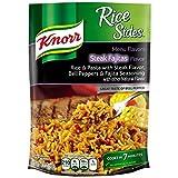 Knorr Menu Flavors Rice Side Dish, Steak Fajitas 5.3 oz