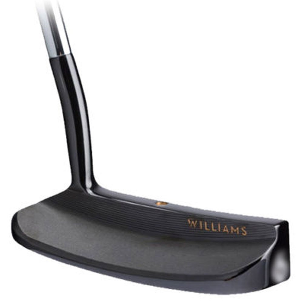 Williams golf Putter Oxfordshire fresada negro 2016 derecho ...