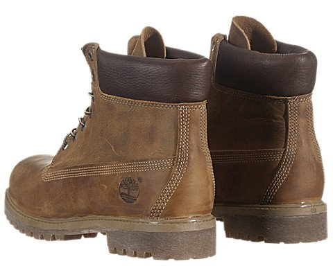 8dd592007c3 Timberland Mens Heritage 6'' Premium Boot Burnt Orange Worn Oiled All  Leather 11M by