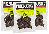 good beef jerky - Steve's PaleoGoods, Spicy Grass-Fed Beef Jerky, 2 oz (Pack of 3)