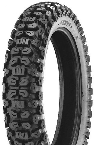 Dual Sport Motorcycle Tires - 2