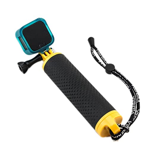 YOUNGAA For GoPro and XiaoYi Cameras Buoyancy stick Tripod adapter Carabiner Lanyard Self Accessories