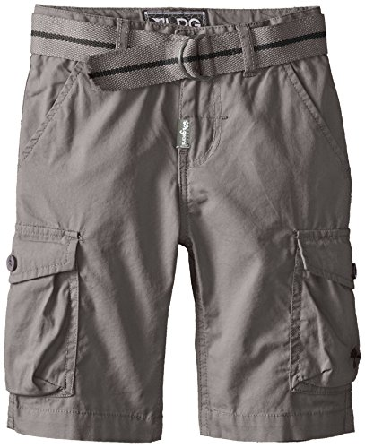 LRG Little Boys' Research Cargo, Charcoal, 6