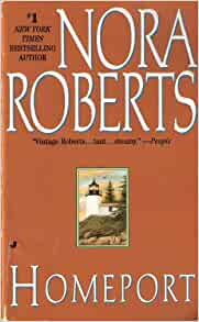 HOMEPORT unabridged audio book on CD by NORA ROBERTS - Brand New! 13 CDs 16 hrs!