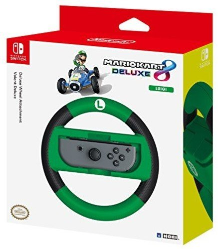 HORI Nintendo Switch Mario Kart 8 Deluxe Wheel