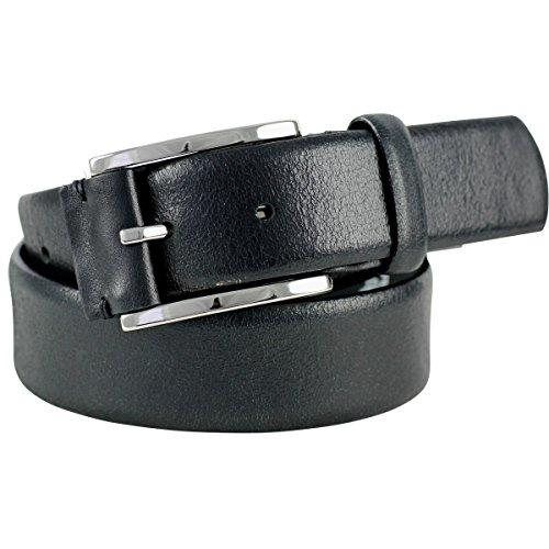 Lindenmann Belt 110 Farbe Men Schwarz 415 negro; tama Color o FB54Bq