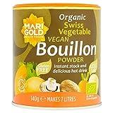 Marigold Organic Vegan Bouillon Powder Reduced Salt 140g