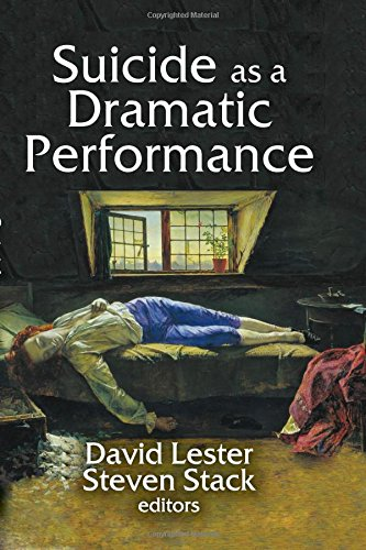 Suicide as a Dramatic Performance by Routledge