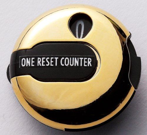Stroke Counter Golf (Score Counter/Gold)