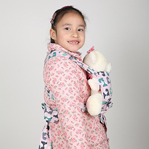 Baby Doll Carrier Mei Tai Sling Toddler Flamingo Birthday Christmas Gift Girls