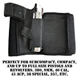 Concealed-Carry-Belly-Band-Holster-with-bonus-50-Cal-bottle-opener-Fits-Full-Size-Glock-Pistols-to-the-smallest-compacts-like-Ruger-LCP-and-SW-Bodyguard