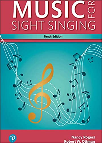Music For Sight Singing What S New In Music Kindle Edition By