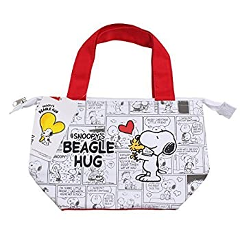 Snoopy lunch bag TB-15