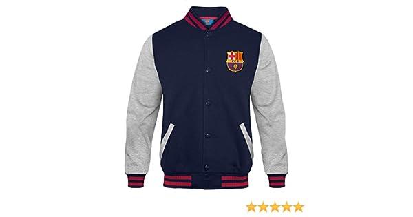 FC Barcelona - Chaqueta deportiva oficial para hombre ...