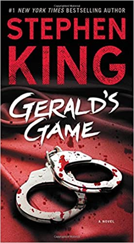 Stephen King Books List : Gerald's Game