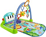 Fisher-Price Piano Gym, Kick and Play, Multi colors thumbnail