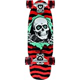 Powell-Peralta Ripper Red Mid Complete Skateboards - 7.5' x 24'