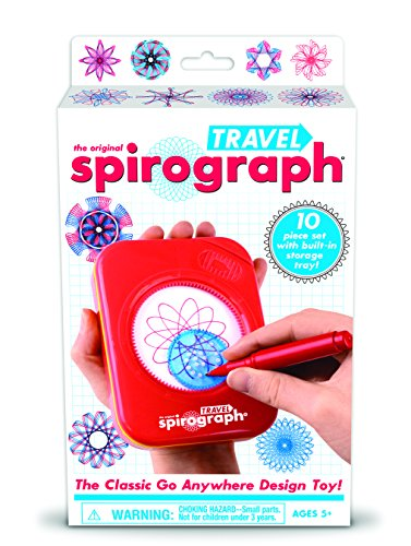 Spirograph Travel Playset]()