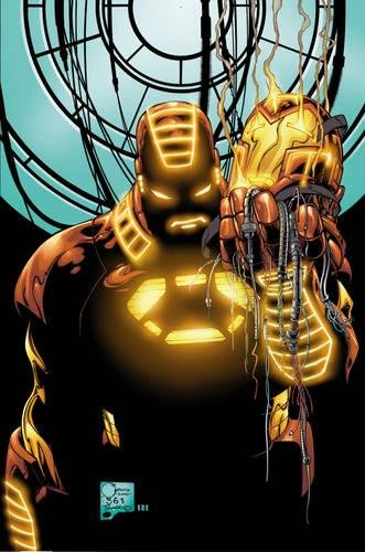 Iron Man by Joe Quesada