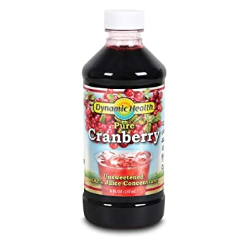 Dynamic Health Concentrate Pure Cranberry Juice
