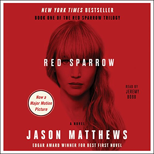 Red Sparrow: A Novel cover