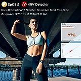 DFG Smart Watch HRV Activity Tracker Blood Oxygen