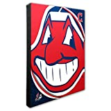 "Cleveland Indians 16"" x 20"" Pop Art Photo"