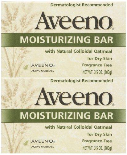 Aveeno Moisturizing Body Bar Fragrance product image