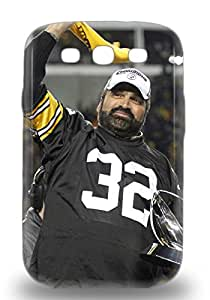 New Galaxy S3 Case Cover Casing NFL Pittsburgh Steelers Franco Harris #32 ( Custom Picture iPhone 6, iPhone 6 PLUS, iPhone 5, iPhone 5S, iPhone 5C, iPhone 4, iPhone 4S,Galaxy S6,Galaxy S5,Galaxy S4,Galaxy S3,Note 3,iPad Mini-Mini 2,iPad Air )