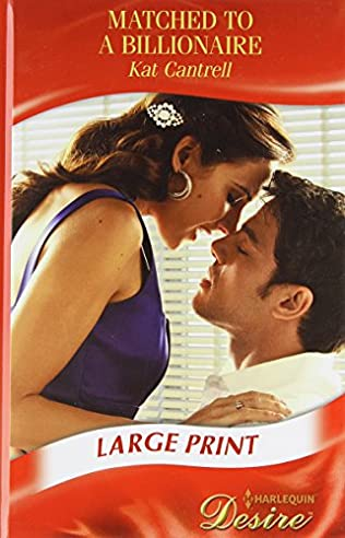 book cover of Matched to a Billionaire