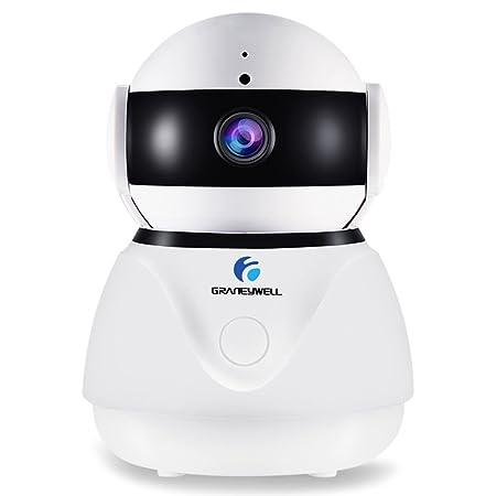 GRANEYWELL 1080P Wifi Cámara IP Cámara de Vigilancia de Seguridad ...