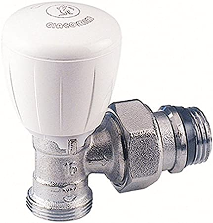 Giacomini Robinet Thermostatique Equerre R431 Ref R431x032 A Visser M Alim 16 Diametre 3 8 Amazon Fr Bricolage