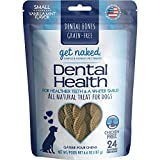 Get Naked Grain-Free Small Dental Chew Bone 6.6Oz Bag Review