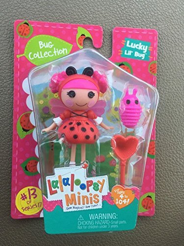 Lalaloopsy mini Lucky Lil' Bug Bug Collection