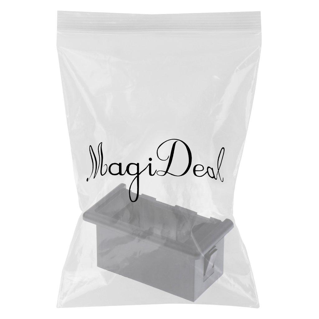 MagiDeal Cadre De Support Logement Commutateur Bascule de RV Bateau Marin